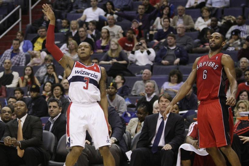 Bradley Beal Washington Wiards