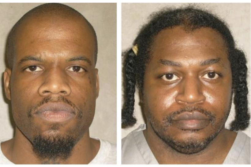 Oklahoma death row inmates