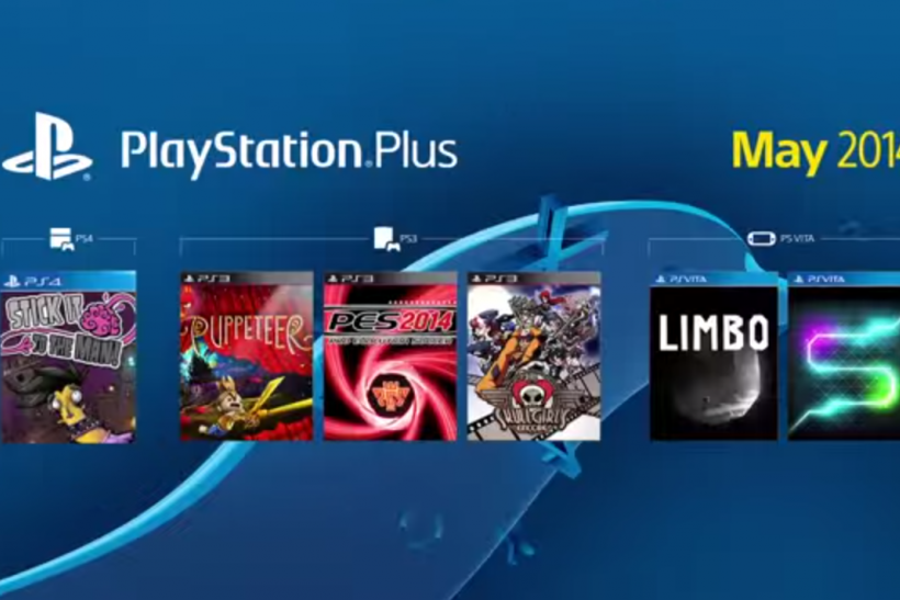 PlayStation Plus May Free Games Announced: 'Puppeteer