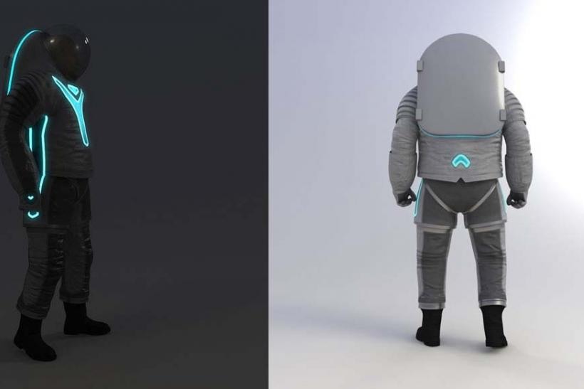 NASA Shows The Latest Spacesuit Design