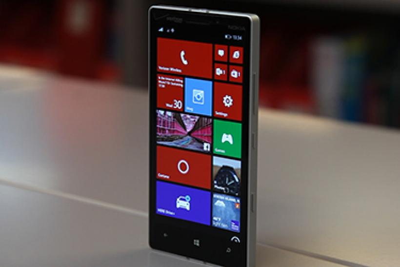 The Nonkia Lumia Icon