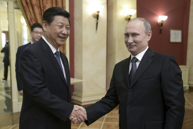 China Russia Energy Alliance Deepens Massive Pipeline Agreement
