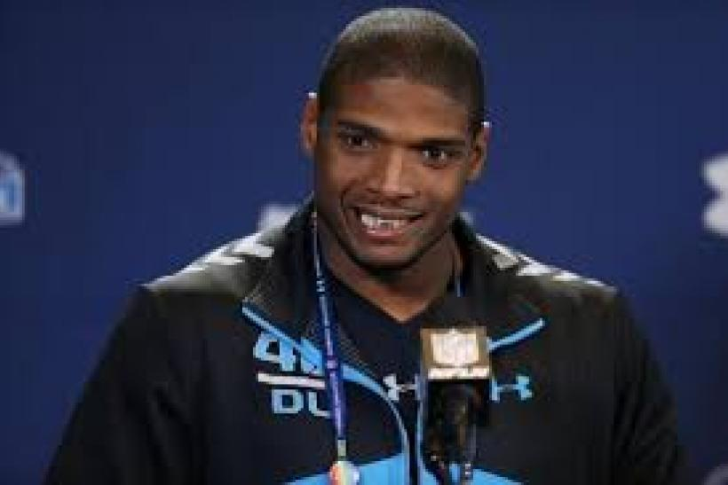 Michael Sam NFL Draft