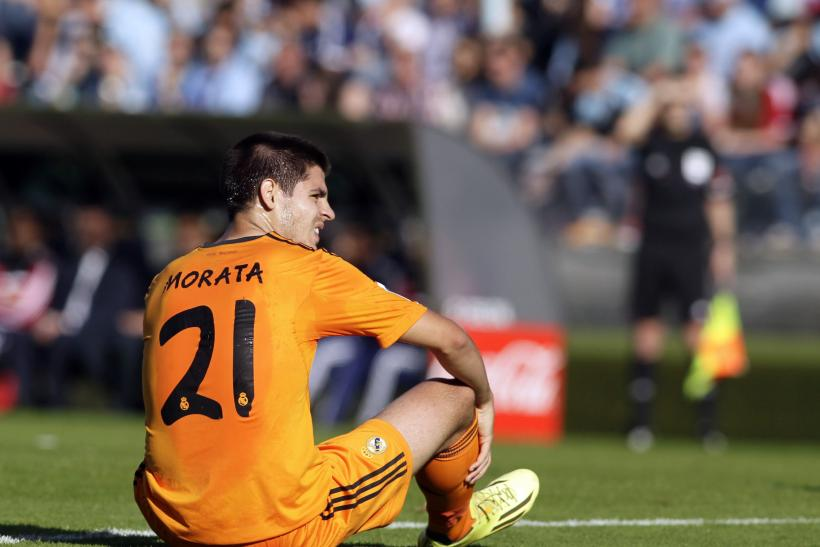 Real Madrid Alvaro Morata