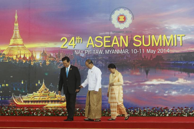 Vietnam Premier at ASEAN summit