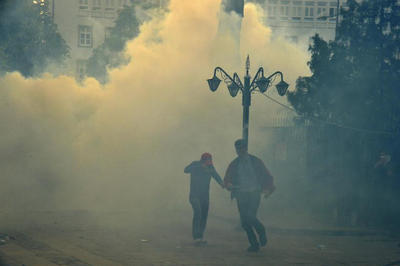 Turkey_Mining Disaster_Protests