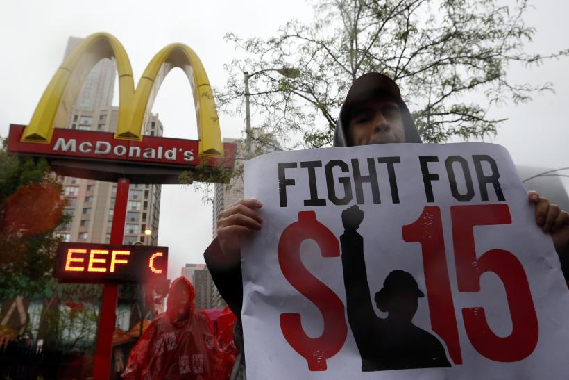 Fast Food Workers' Strike_US