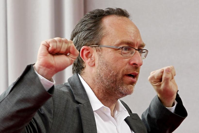 Jimmy Wales_Wikipedia