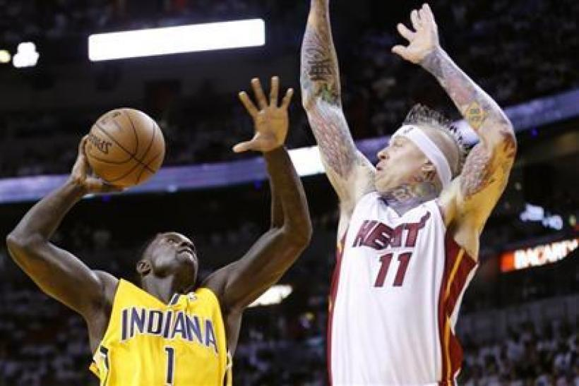 Indiana Pacers Miami Heat