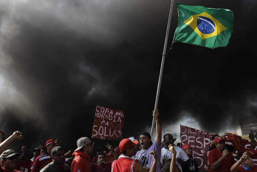 Protests in Brazil
