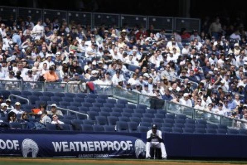 Yankees Empty Seats