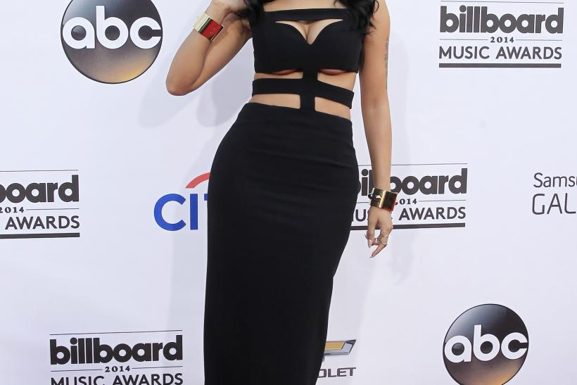 Nicki Minaj Billboard Awards 2014