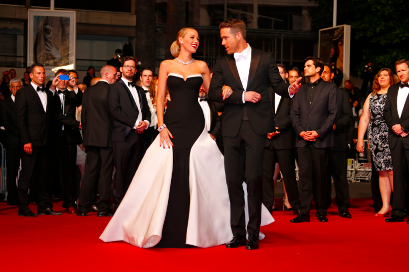 Ryan Reynolds Booed At Cannes, Skips After-Party With ... Blake Lively And Ryan