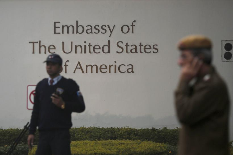 U.S. embassy in India