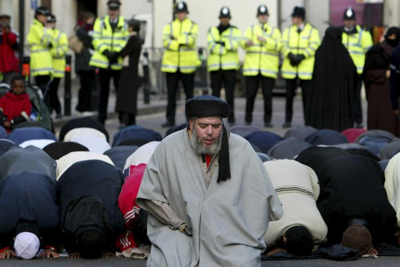 Abu Hamza London