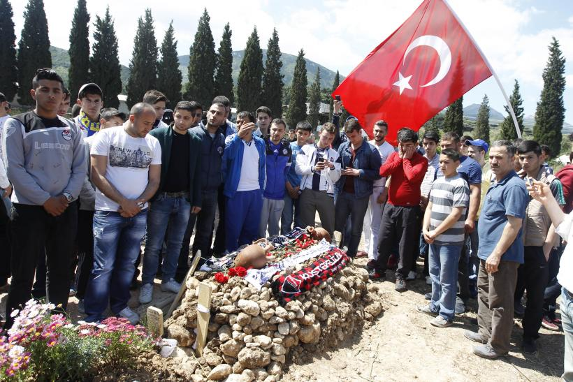 Turkey Mine Disaster_Funeral
