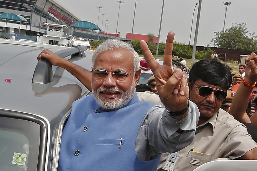 Narendra Modi, the PM Designate for India