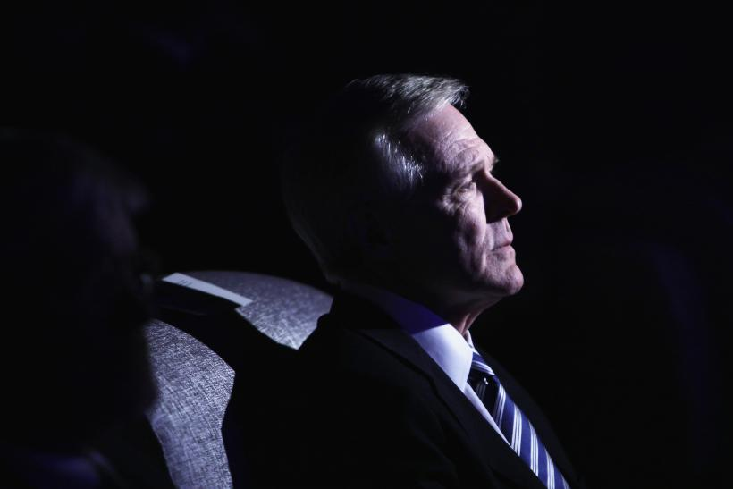 Navy Secretary Ray Mabus Outlines A More Self-Sufficient