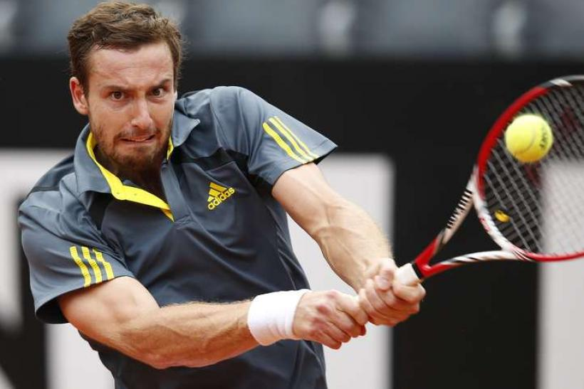 Ernests Gulbis 2014 French Open