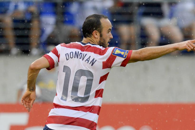 check out 13485 71f59 Landon Donovan: US Soccer Star's World Cup Roster Snub Puts ...