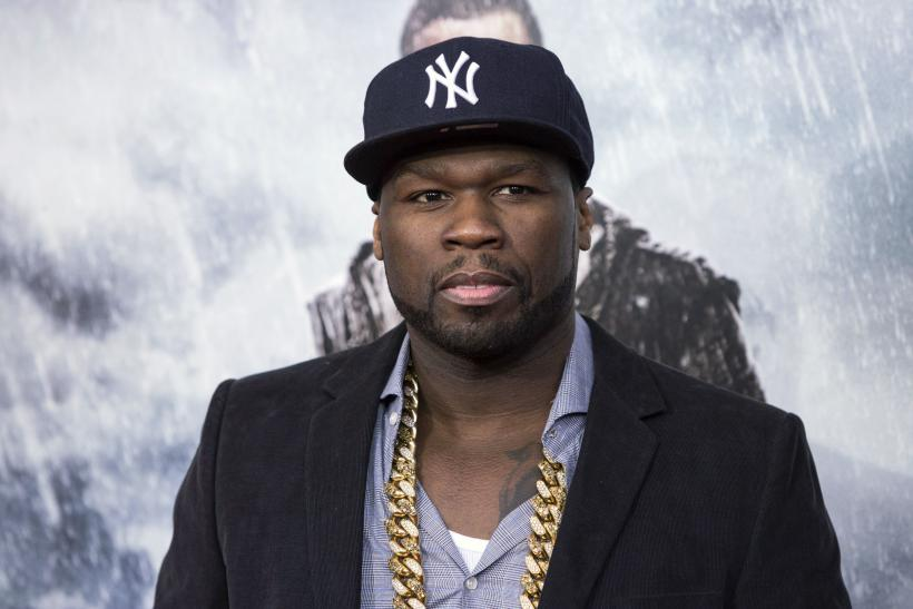 Was 50 Cent's Awful First Pitch A PR Stunt? Blooper