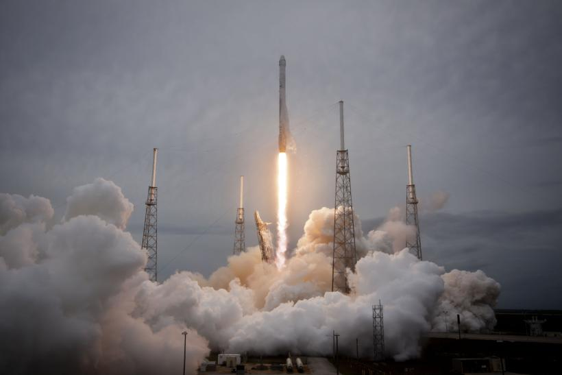 CRS-3 FALCON 9 LIFTOFF