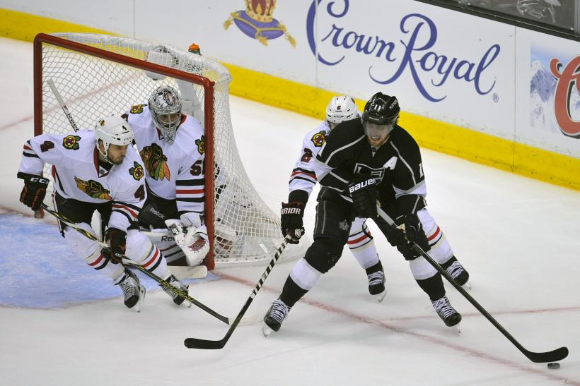 Kings Blackhawks Game 7 2014