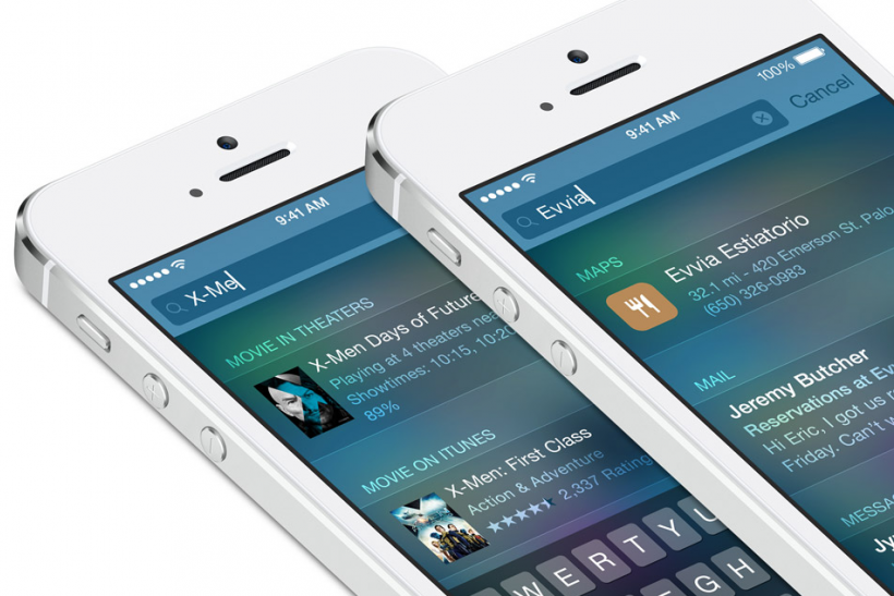 Download iOS 8 iphone ipad release beta 1