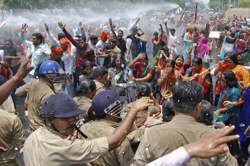UP Protests
