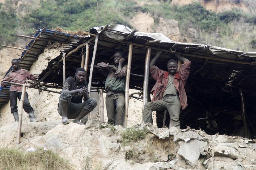 Democratic Republic Of Congo Mine
