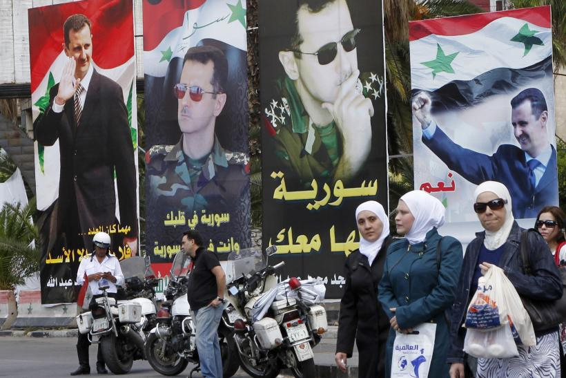 Syria_Assad Posters