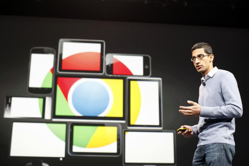 Google Chrome_Sundar Pichai