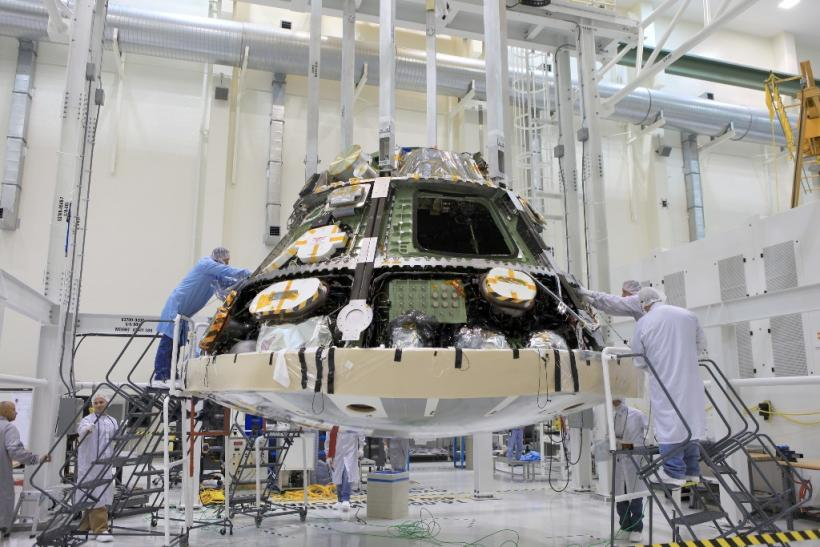 NASA-Orion-spacecraft