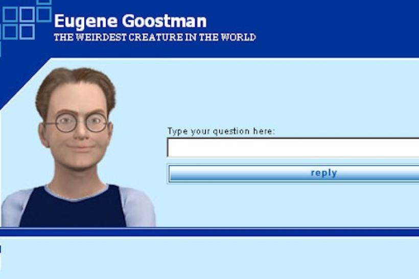 eugene goostman ai artificial intelligence