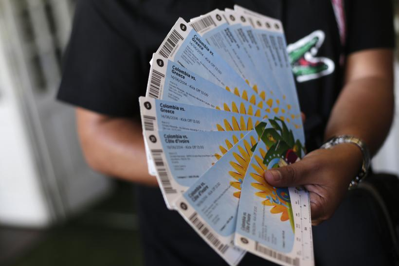 Tickets_Brazil World Cup