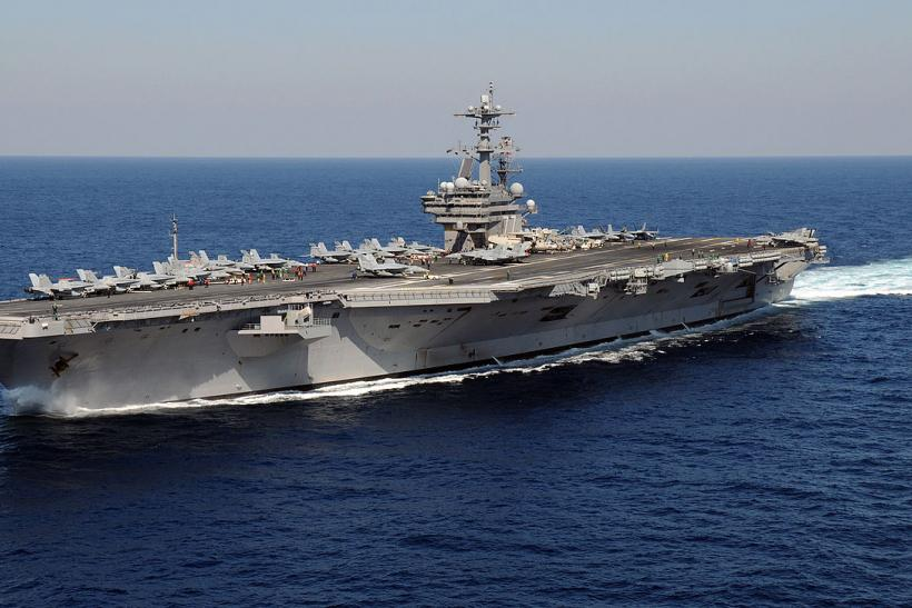 USS George HW Bush