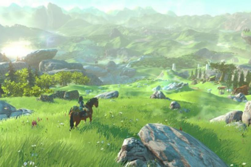 The Legend Of Zelda: Breath Of The Wild' Trailer Remade In