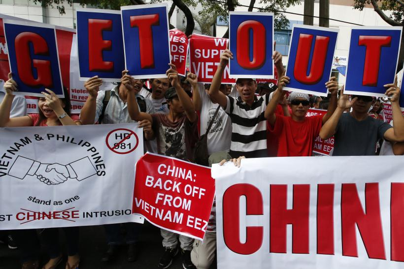 Anti-China protests