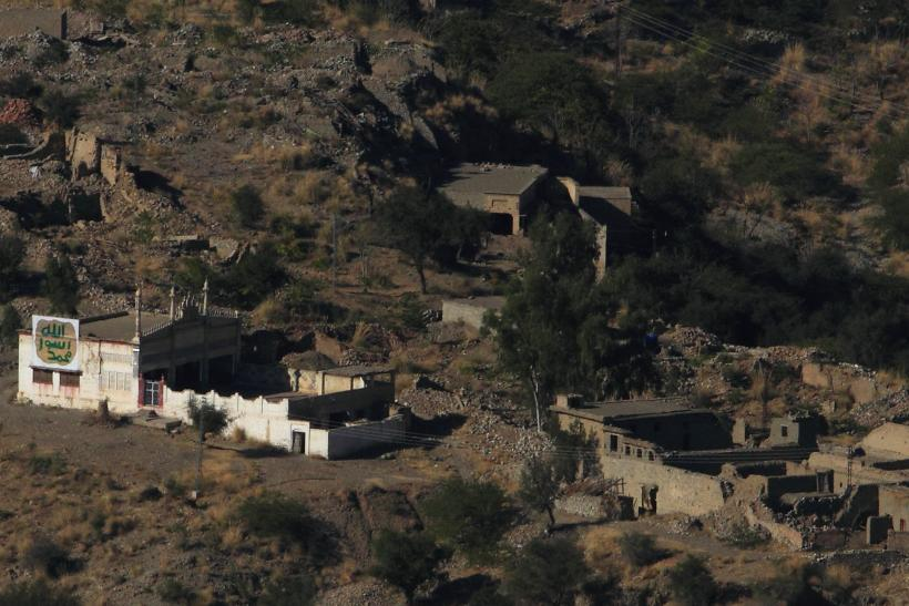mosque of Hakimullah Mehsud in NW