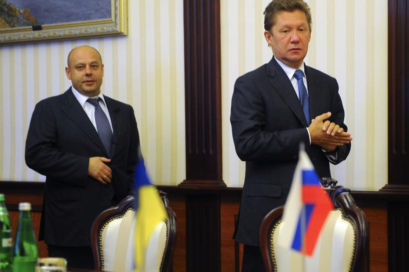 Ukraine-Russia Gas negotiations