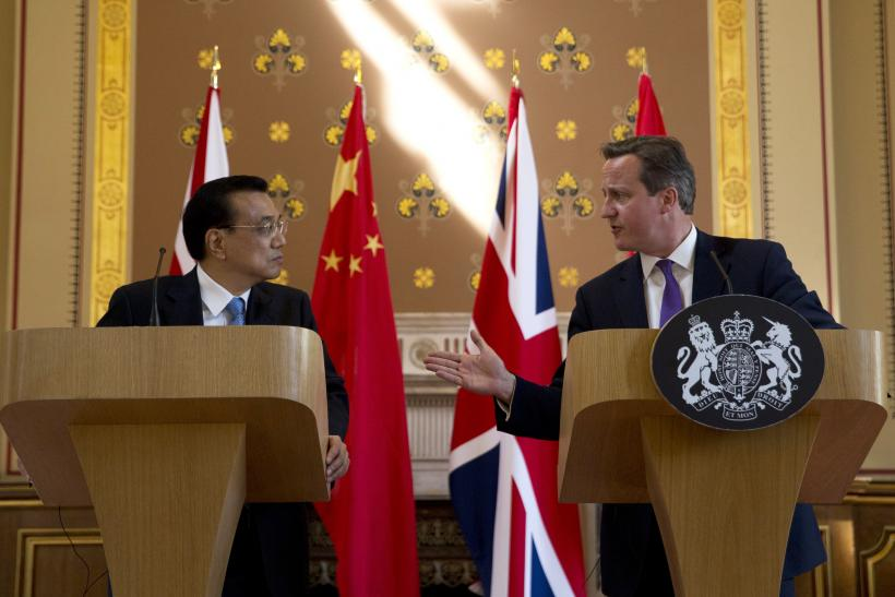 China_UK Trade Deal