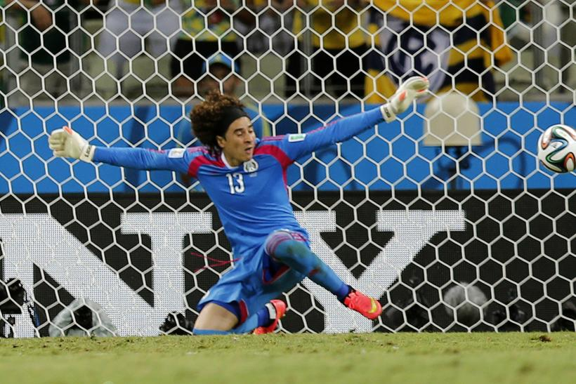 81aad1807 Guillermo Ochoa  5 Things To Know About The Mexico Goalkeeper Who Held  Brazil To A 0-0 Draw