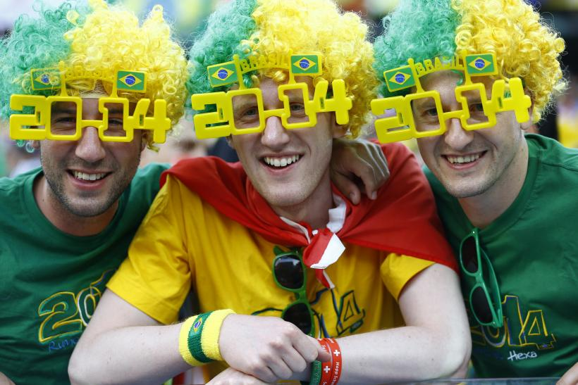 World Cup Fan Photos