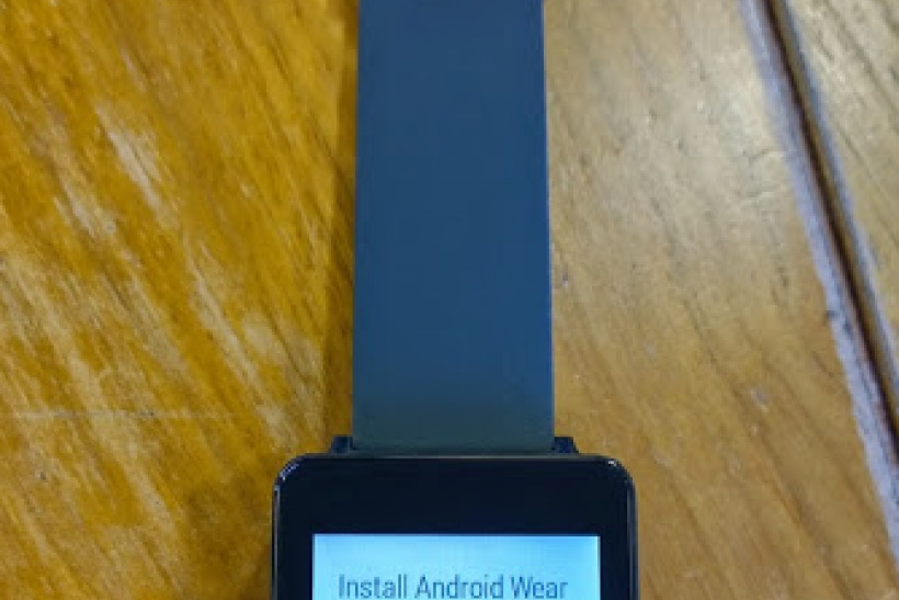 Android Wear lg g watch price release date