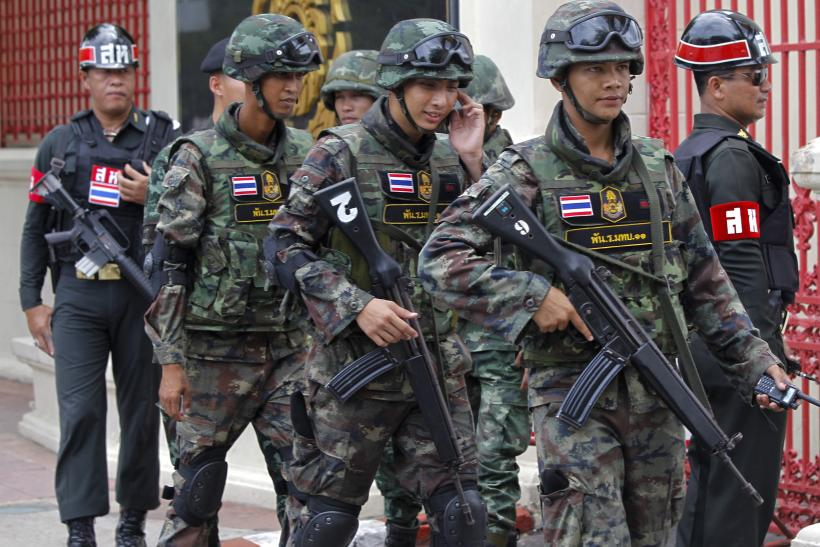 The Royal Thai Army