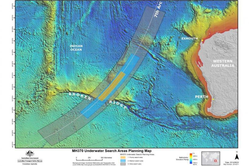 Flight MH370 Update: Search To Focus On 'New Priority Area' In ... on