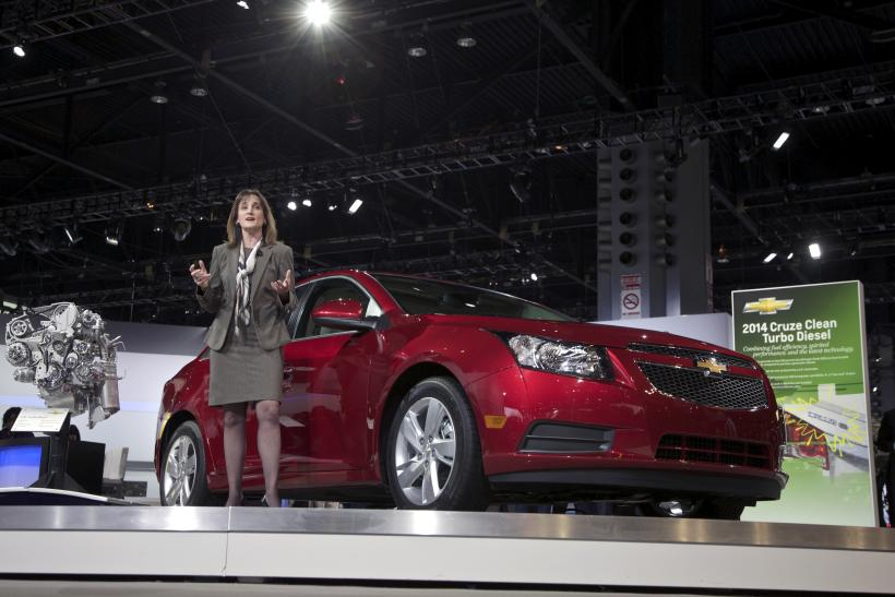 Gm Recalling More Than Cruze Sedans Over Air Bags Malfunction