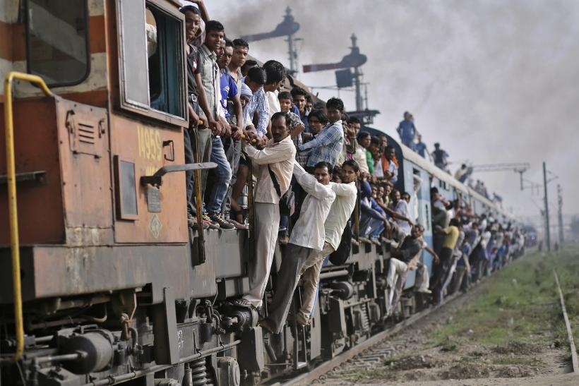 India To Spend Over $130B To Transform Aging Railway Network