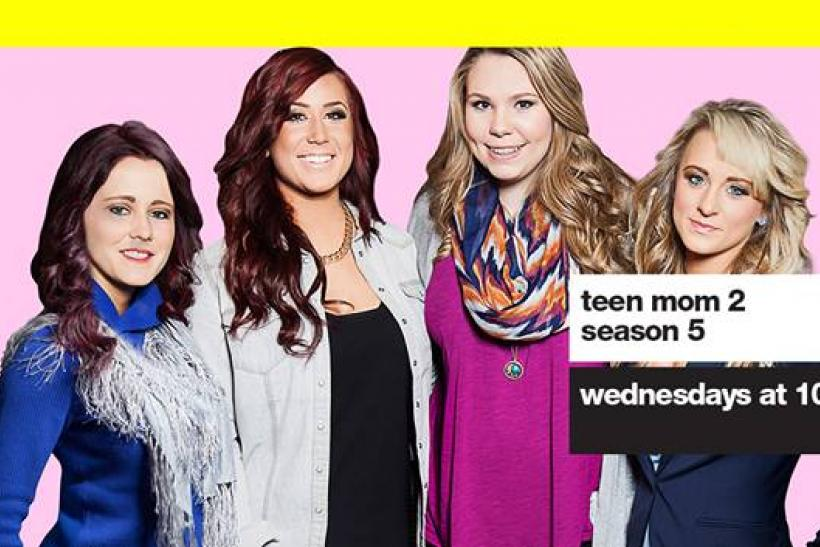 """Teen Mom 2"" Cast"