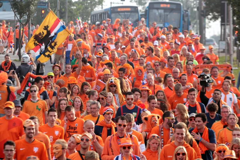 Dutch Fans_WC2014